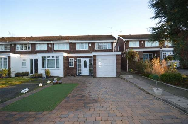 3 Bedrooms Semi Detached House for sale in Greenville Close, Bebington, Merseyside