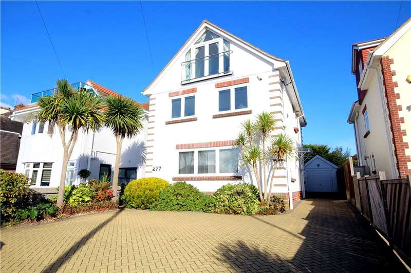 4 Bedrooms Detached House for sale in Sandbanks Road, Lilliput, Poole, Dorset, BH14