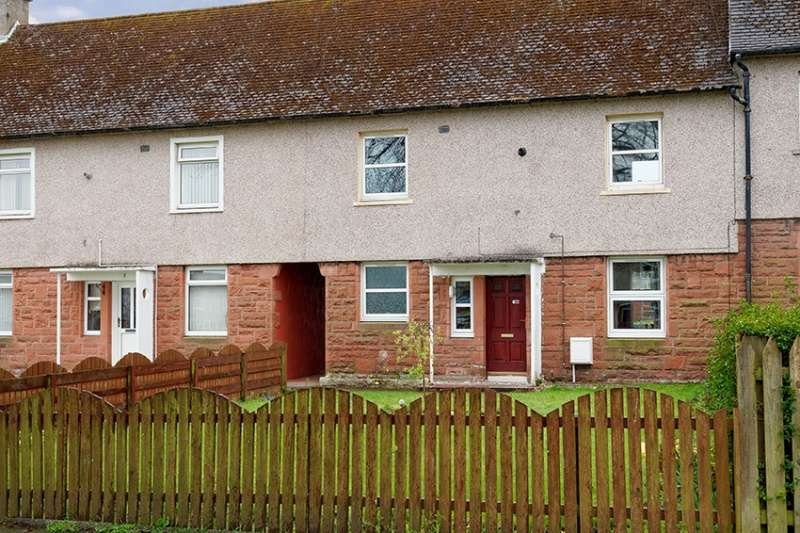 2 Bedrooms Terraced House for sale in Summerville Avenue, Dumfries, Dumfries and Galloway, DG2 9BU