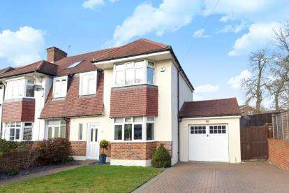 4 Bedrooms Semi Detached House for sale in Eden Park Avenue, Beckenham, Kent