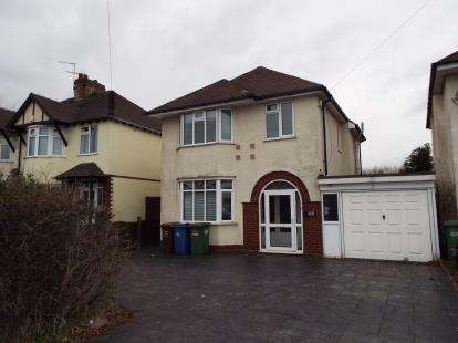 3 Bedrooms Detached House for sale in Walsall Road, Cannock, Staffordshire