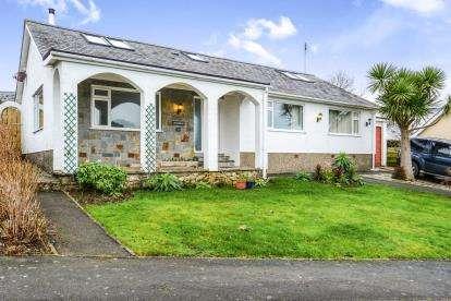 3 Bedrooms Bungalow for sale in Maes Awel, Abersoch, Gwynedd, LL53