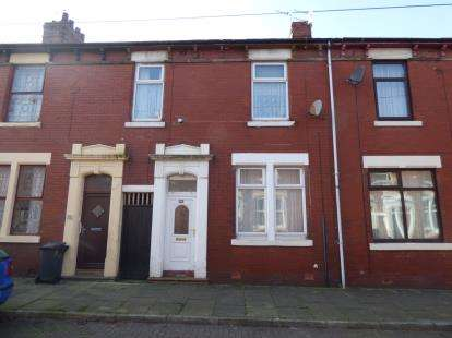 4 Bedrooms Terraced House for sale in Norris Street, Preston, Lancashire, PR1
