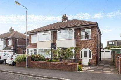 3 Bedrooms Semi Detached House for sale in Seaton Grove, St. Helens, Merseyside, WA9