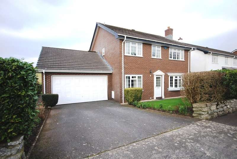 4 Bedrooms Detached House for sale in Village Farm, Bonvilston, Vale of Glamorgan, CF5 6TY