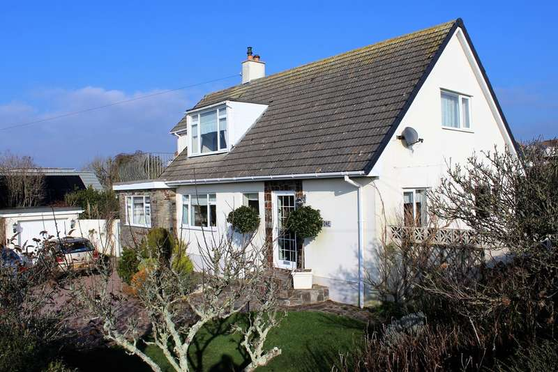 4 Bedrooms Detached House for sale in Colliers Close, Wembury