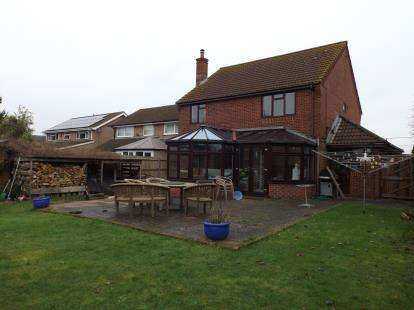 5 Bedrooms Detached House for sale in Blackfield, Southampton, Hampshire