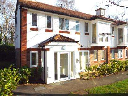 2 Bedrooms Flat for sale in Forest Road, Denmead, Hampshire