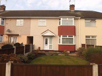 3 Bedrooms Terraced House for sale in Farnborough Road, Clifton, Nottingham