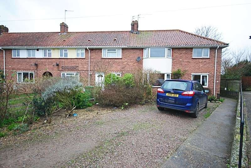 3 Bedrooms Semi Detached House for sale in Willbye Avenue, Diss