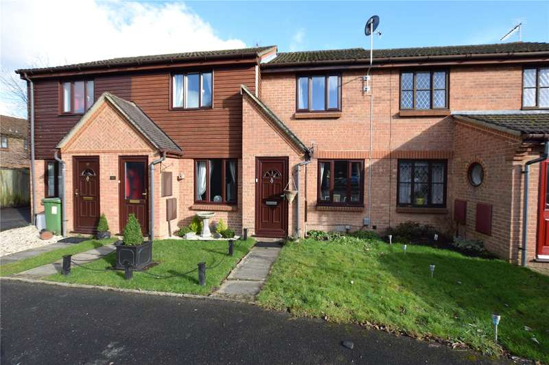 2 Bedrooms Terraced House for sale in Charterhouse Close, Bracknell, Berkshire, RG12