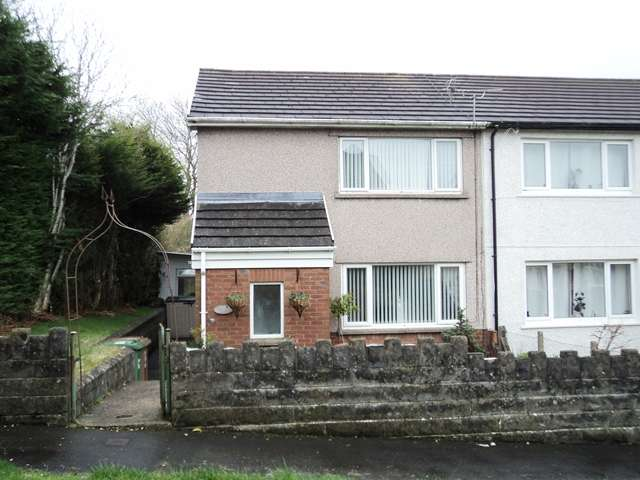 2 Bedrooms Semi Detached House for sale in Highmead, Pontllanfraith, Blackwood