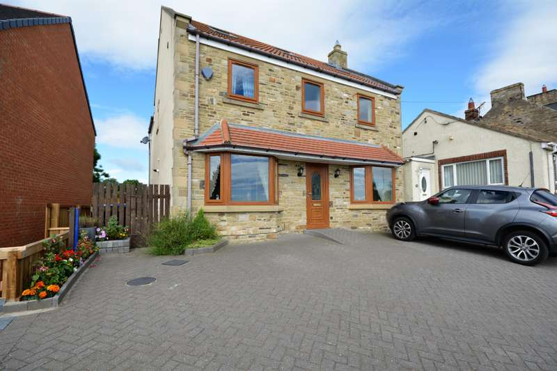 5 Bedrooms Detached House for sale in South Road, High Etherley, Bishop Auckland, DL14 0HZ