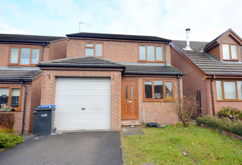 3 Bedrooms Detached House for sale in New Park, Newfield, Bishop Auckland, DL14 8DR