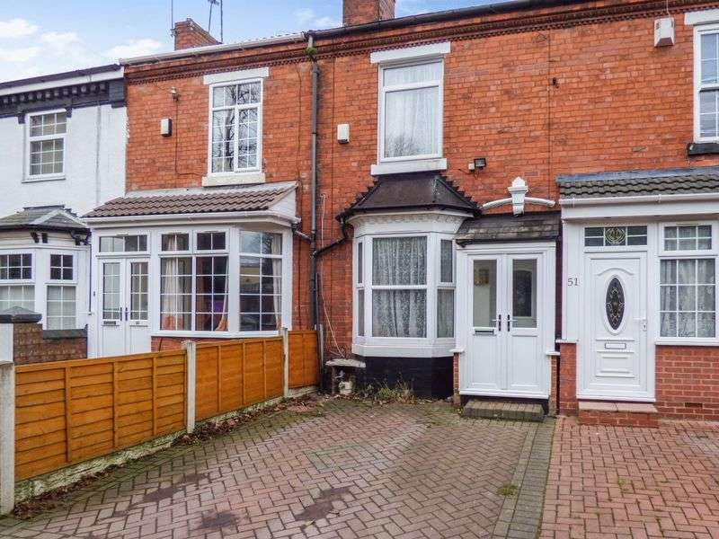 2 Bedrooms Terraced House for sale in Trinity Street, West Bromwich, B70