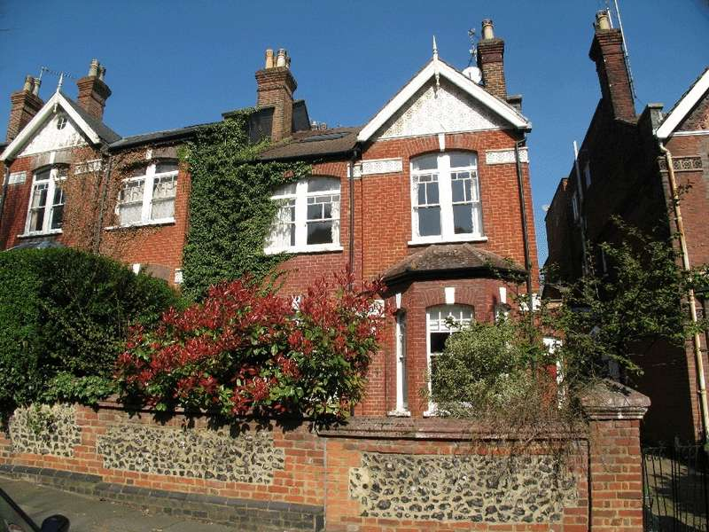 2 Bedrooms Flat for sale in Wolseley Road, Crouch End, N8
