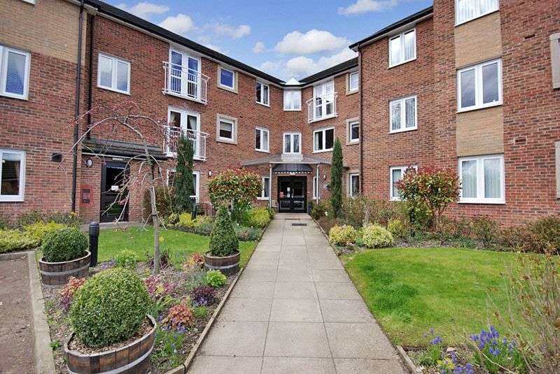 1 Bedroom Retirement Property for sale in Camsell Court, Durham, DH1 5FQ