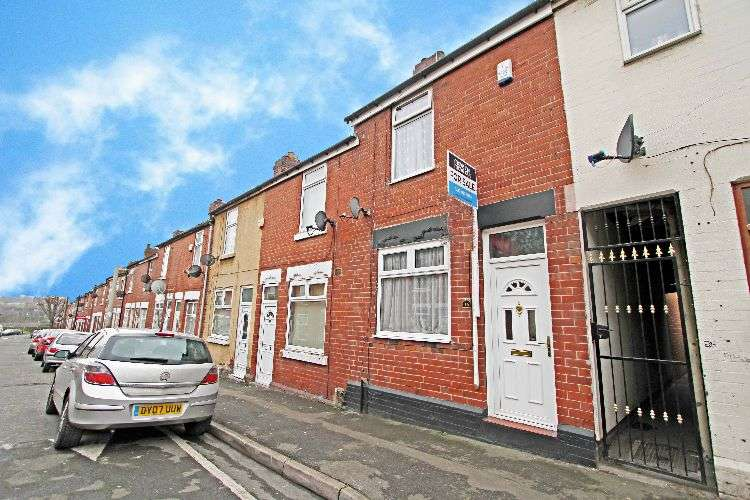 2 Bedrooms Terraced House for sale in Cavendish Road, South Yorkshire, S61 1BP