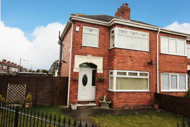 3 Bedrooms Semi Detached House for sale in Maybury Road, Hull, North Humberside, HU9 3LB