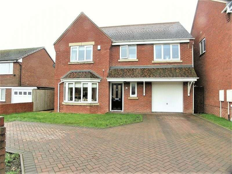 4 Bedrooms Detached House for sale in Caddick Street, Coseley