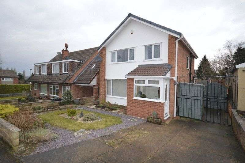 3 Bedrooms Detached House for sale in Hazelwood Avenue, Leeds
