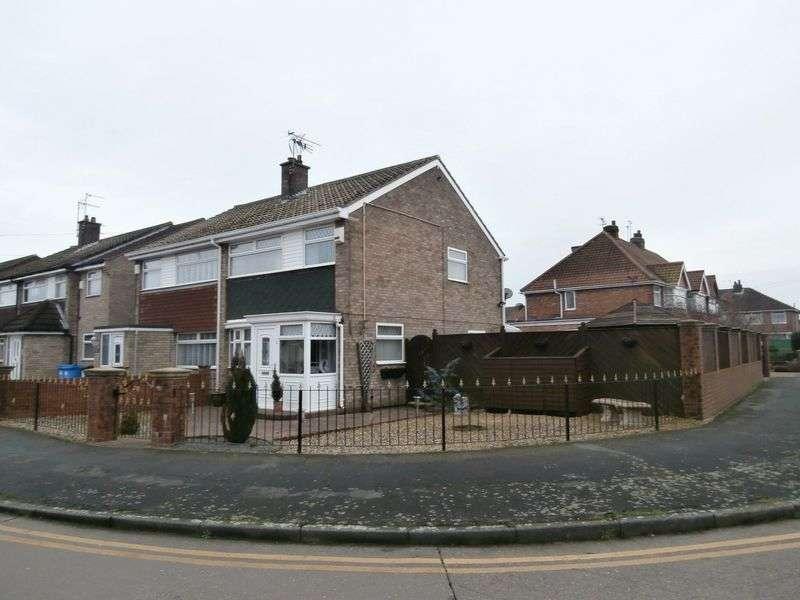 3 Bedrooms Semi Detached House for sale in Ridgestone Avenue, Bilton