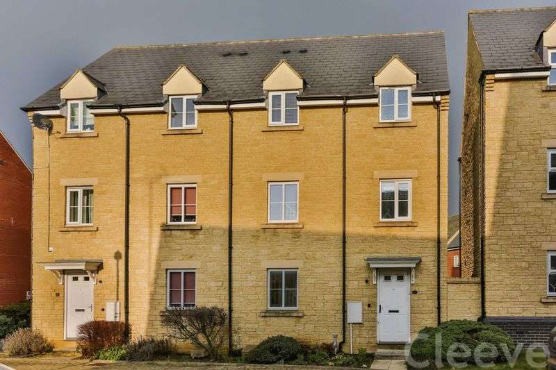2 Bedrooms Semi Detached House for sale in West Way, Cheltenham