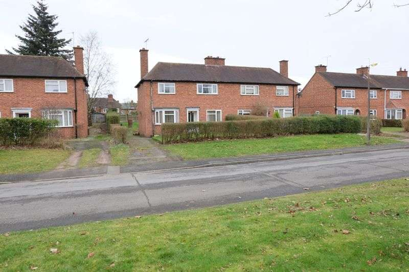 3 Bedrooms Semi Detached House for sale in Erneley Close, Stourport-On-Severn DY13 0AH