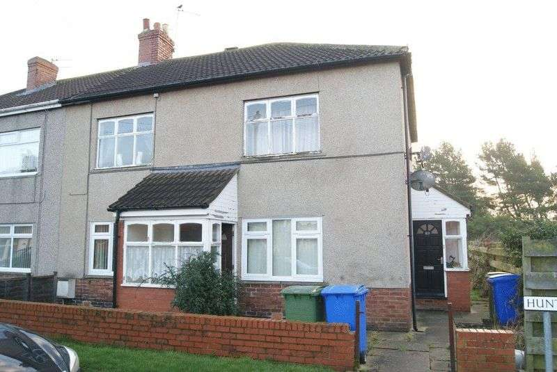2 Bedrooms Flat for sale in Hunter Avenue, Blyth
