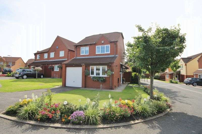 3 Bedrooms Detached House for sale in Mallard Close, Bradley Stoke, Bristol