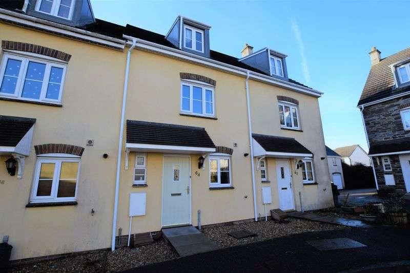 3 Bedrooms Terraced House for sale in Robin Drive, Launceston