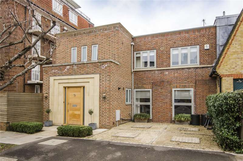 3 Bedrooms Detached House for sale in Balmuir Gardens, London, SW15