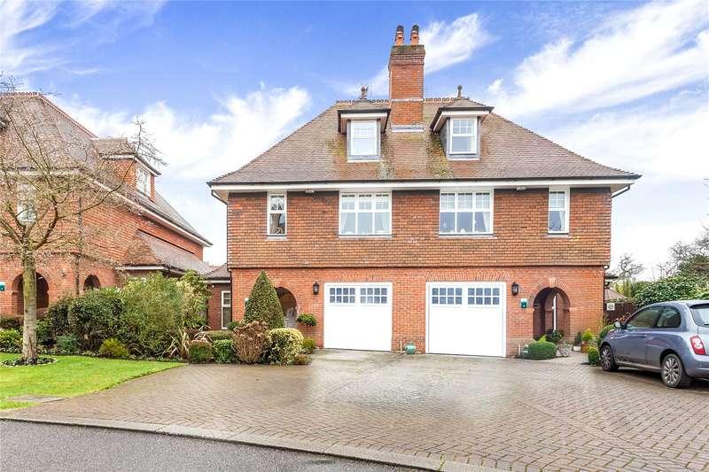 3 Bedrooms Semi Detached House for sale in Holbrook Gardens, Aldenham, Hertfordshire, WD25