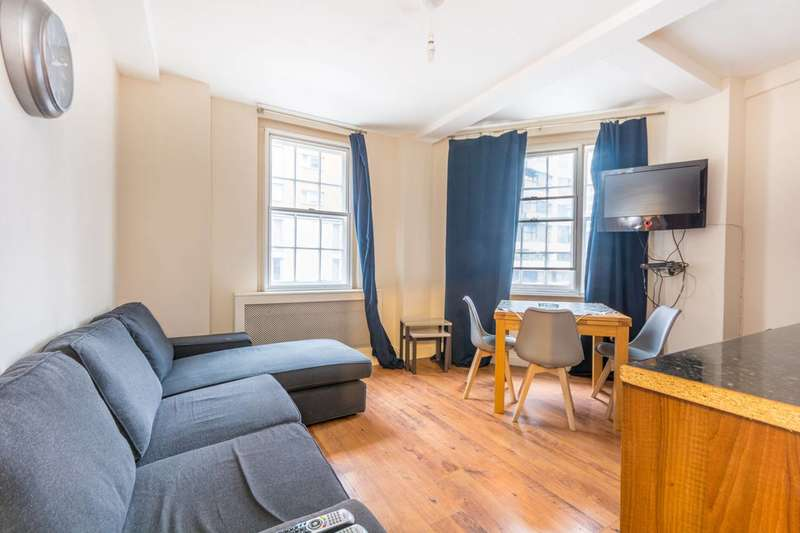3 Bedrooms Flat for sale in Edgware Road, Marylebone, W2