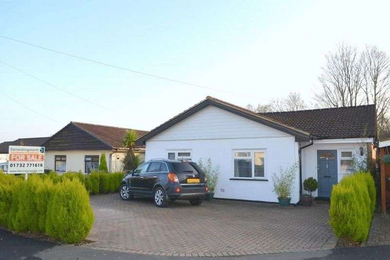 4 Bedrooms Detached Bungalow for sale in Birch Close, Hildenborough