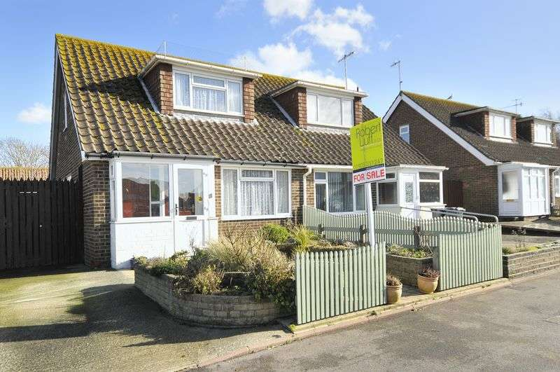 3 Bedrooms Bungalow for sale in Ophir Road, Worthing