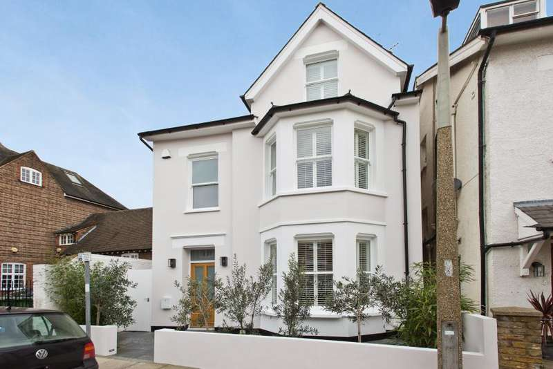 5 Bedrooms Detached House for sale in Larkfield Road, Richmond