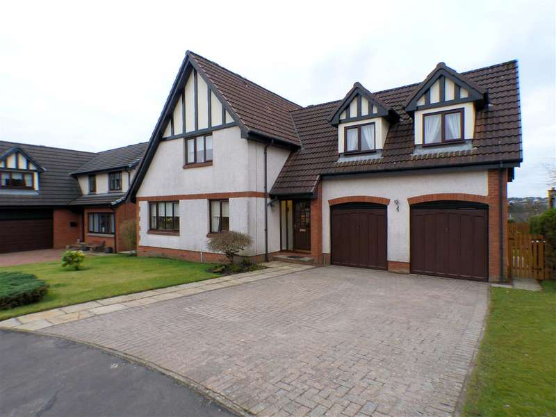 5 Bedrooms Detached House for sale in Cairnryan, Stewartfield, EAST KILBRIDE