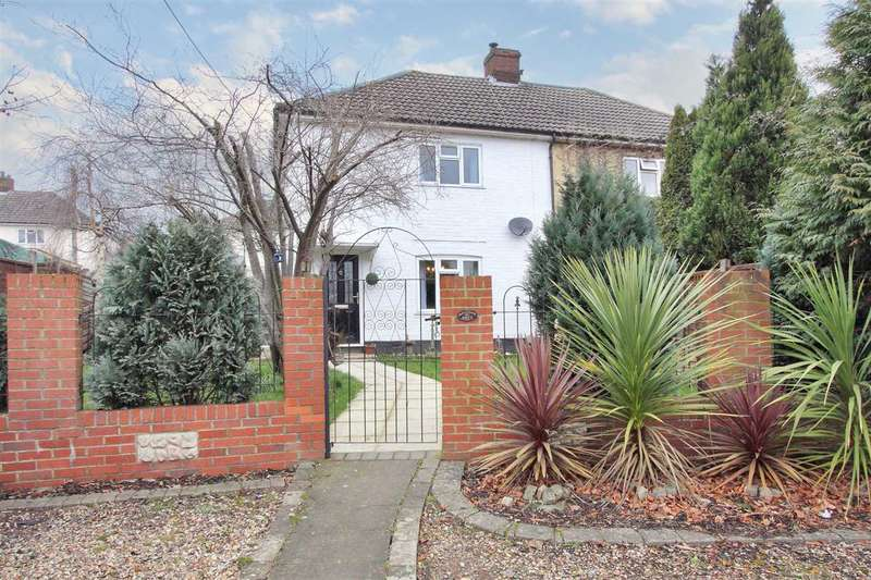 3 Bedrooms Semi Detached House for sale in Andover Road, Ludgershall