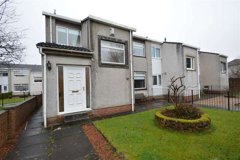 3 Bedrooms End Of Terrace House for sale in Mill Court, Hamilton