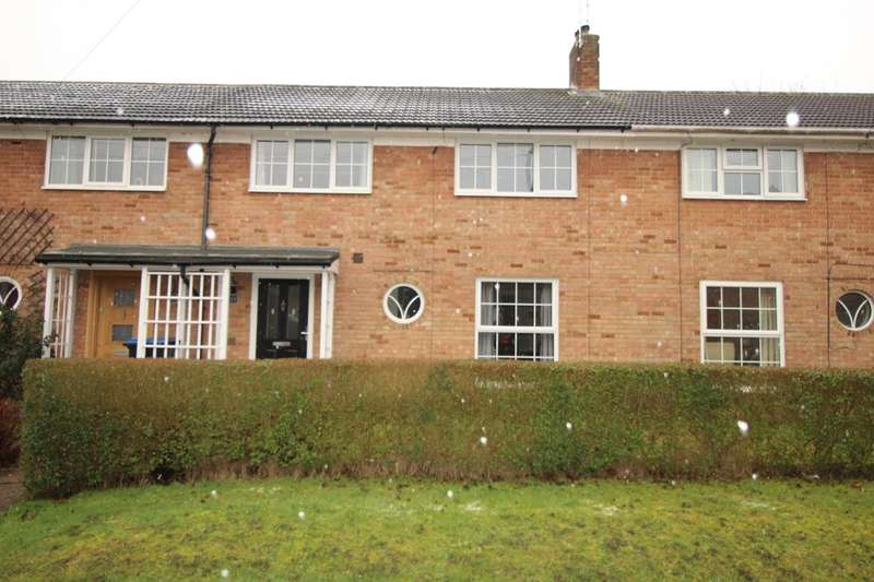 3 Bedrooms Terraced House for sale in Moorend, Welwyn Garden City