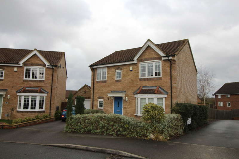 4 Bedrooms Detached House for sale in Clifton Moor, Oakhill