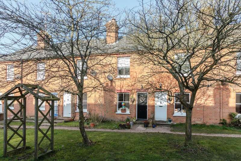 2 Bedrooms Terraced House for sale in Mildmay Terrace, Hartley Wintney, Hampshire, RG27 8PN