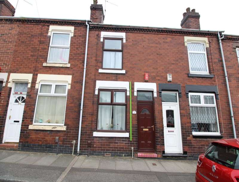 2 Bedrooms Property for sale in Adkins Street, Sneyd Green, Stoke-On-Trent, ST6
