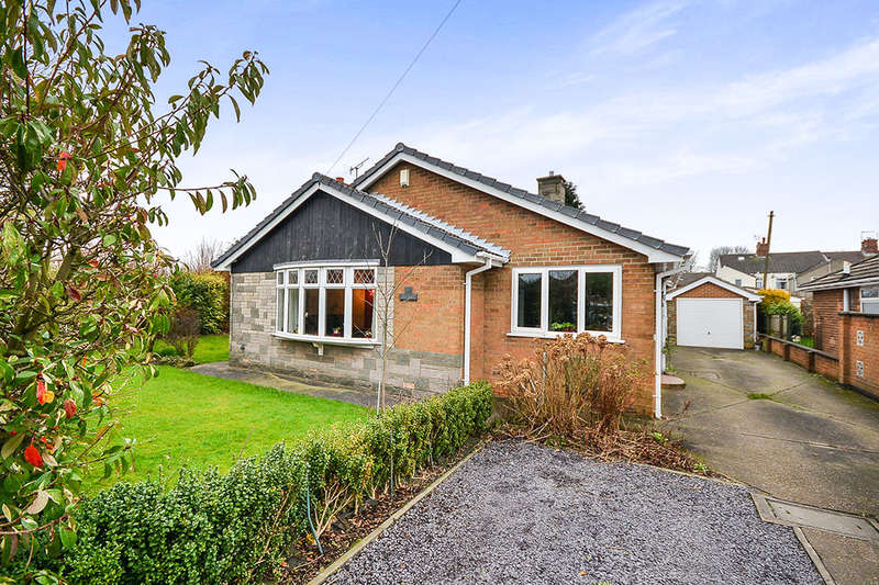 2 Bedrooms Detached Bungalow for sale in Wenham Lane, Huthwaite, Sutton-In-Ashfield, NG17