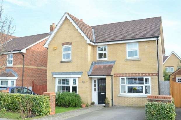 4 Bedrooms Detached House for sale in Priestley Road, Bournemouth, Dorset