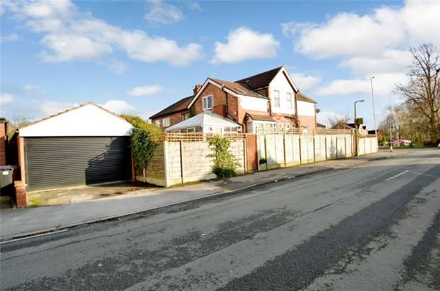 4 Bedrooms Detached House for sale in Roslyn Road, Davenport, Stockport, Cheshire