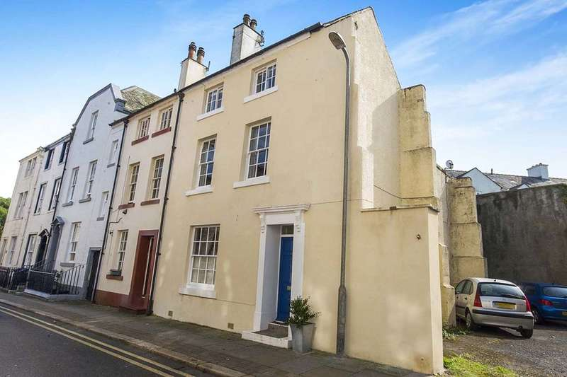 3 Bedrooms Property for sale in Roper Street, Whitehaven, CA28