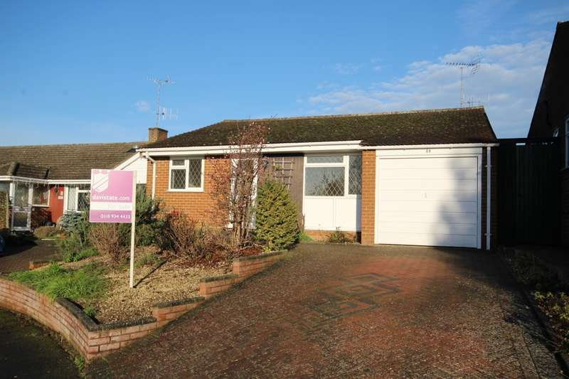 3 Bedrooms Detached Bungalow for sale in Broadwater Road, Twyford, RG10