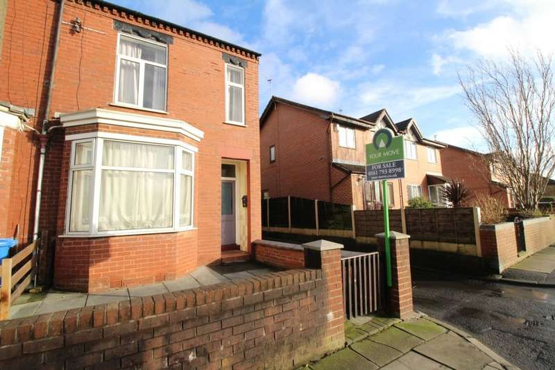 3 Bedrooms Property for sale in Guildford Road, Salford, M6